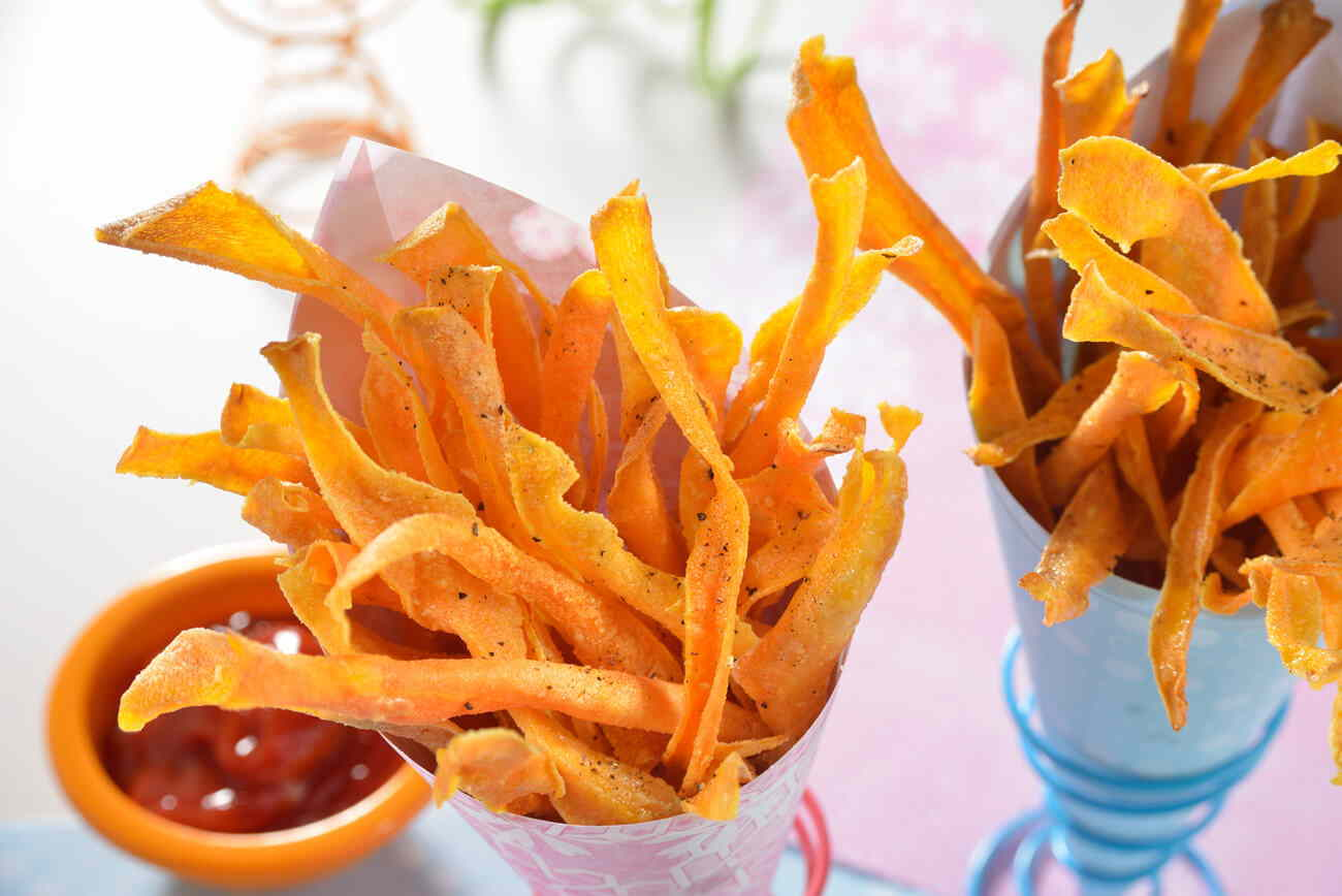 Zanahorias Fritas Nutrioli Descubre con nosotros por qué son tan saludables. nutrioli zanahorias fritas
