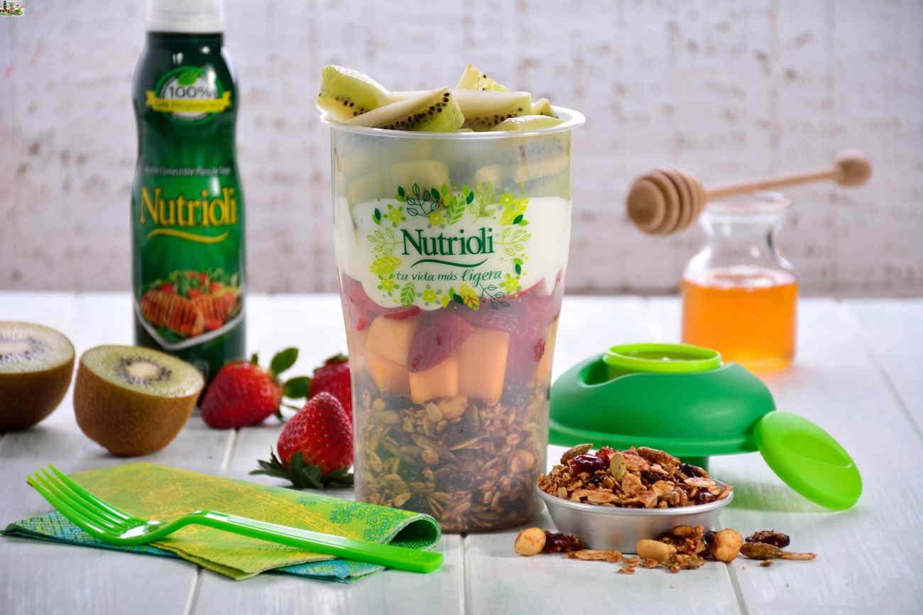 granola para desayunar