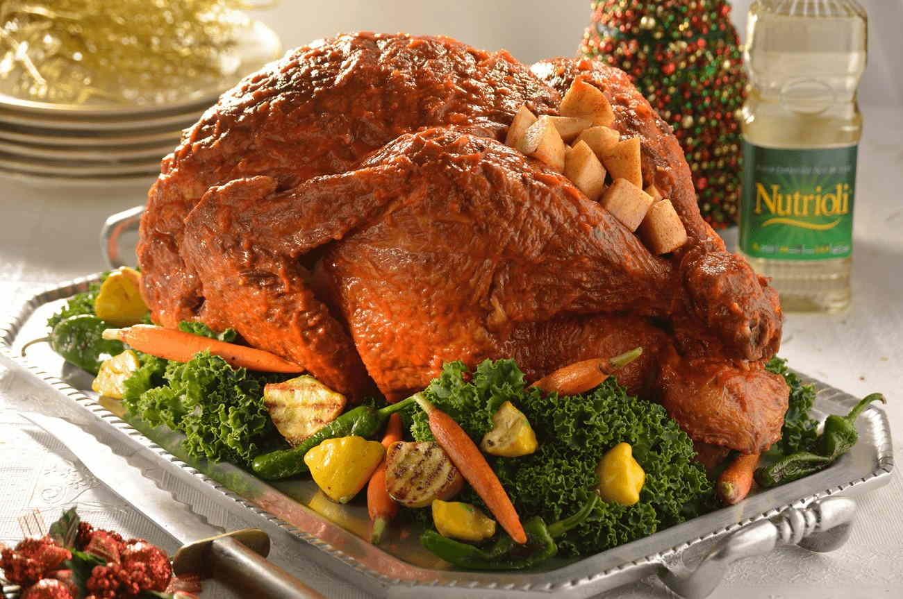 Mexican-Style Turkey
