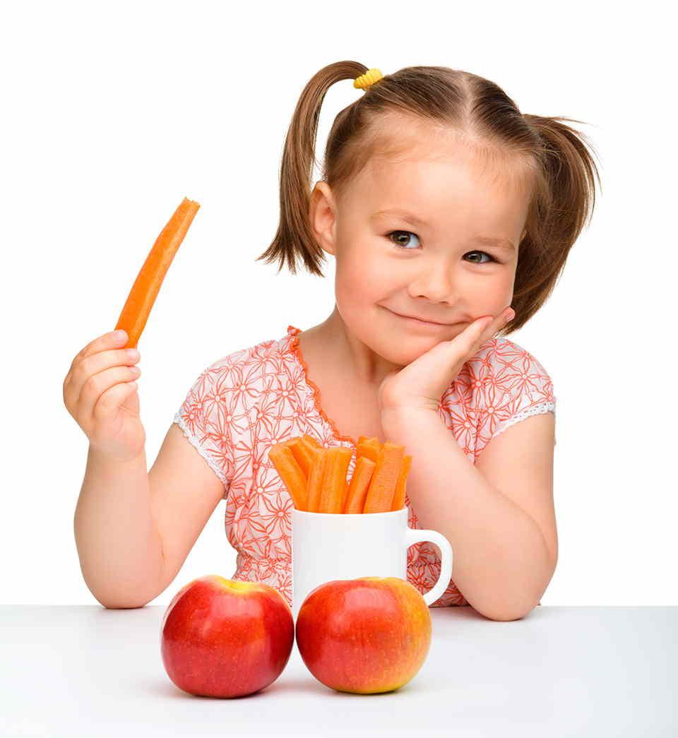 Como prevenir la obesidad desde pequenos