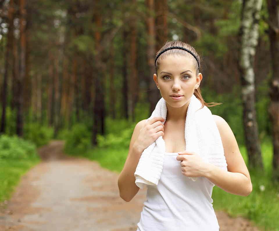 como cuidar tu piel al hacer ejercicio
