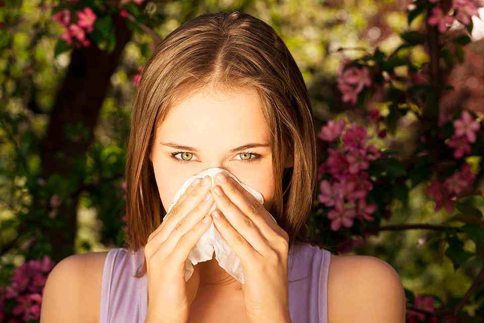 como prevenir las alergias en esta temporada primaveral