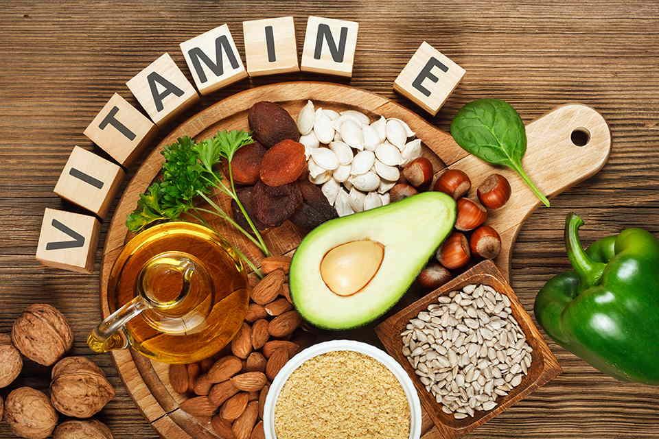 conoce el poder de la vitamina e en nuestro organismo