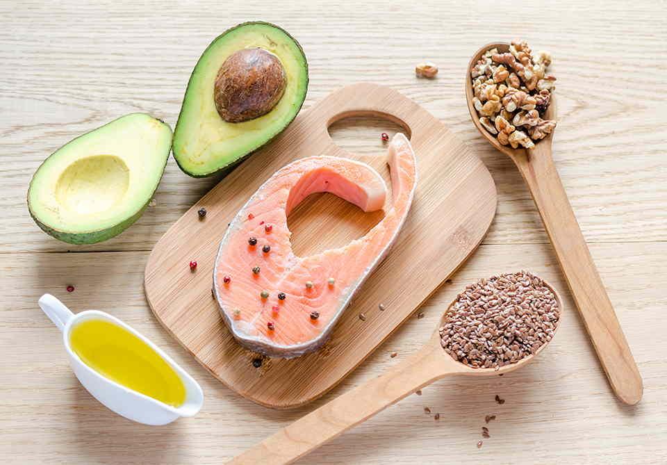 grupos de alimentos para cuidar tu vista