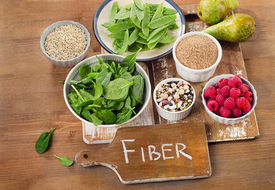 que hacer para incluir mas fibra en tu alimentación