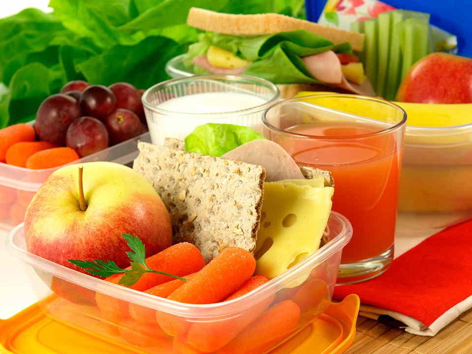 Desayuno saludable para este regreso a clases