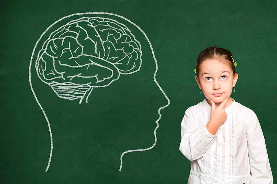 El DHA para el aprendizaje de los ninos